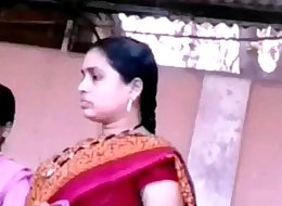 desi aunty ass groped by oldman